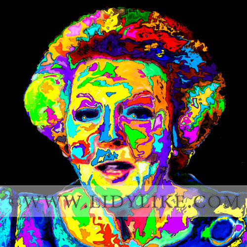 Koningshuis, Prinses Beatrix copyright